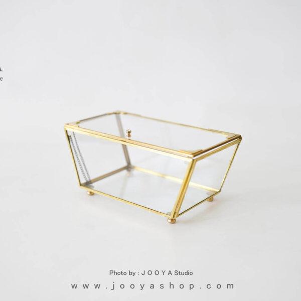 جعبه پذیرایی شیشهای اوپال