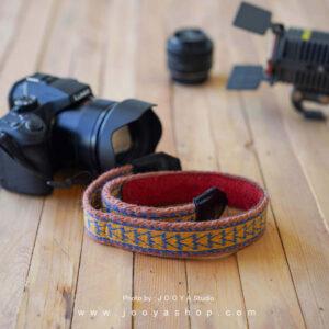 بند دوربین دستبافت چیدا