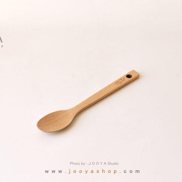 قاشق چوبی کوچک