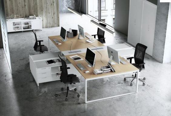 طراحی دکوراسیون داخلی محل کار