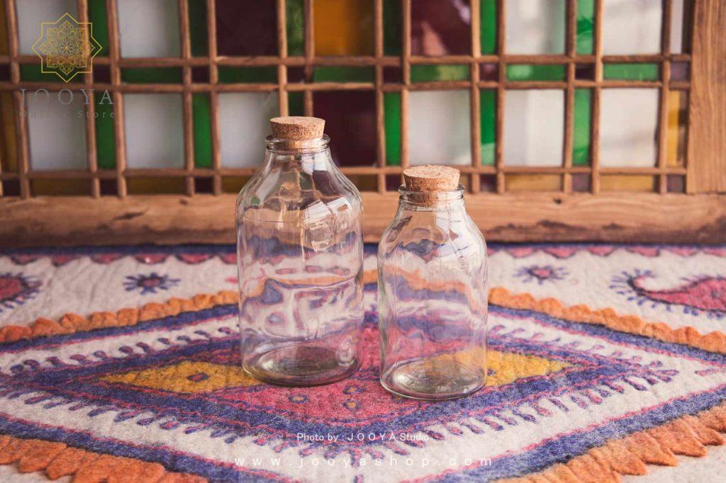 بطری شیشهای پارلا