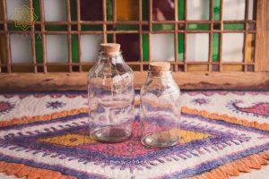خرید بطری شیشهای پارلا