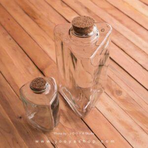 بطری شیشه ای برمودا