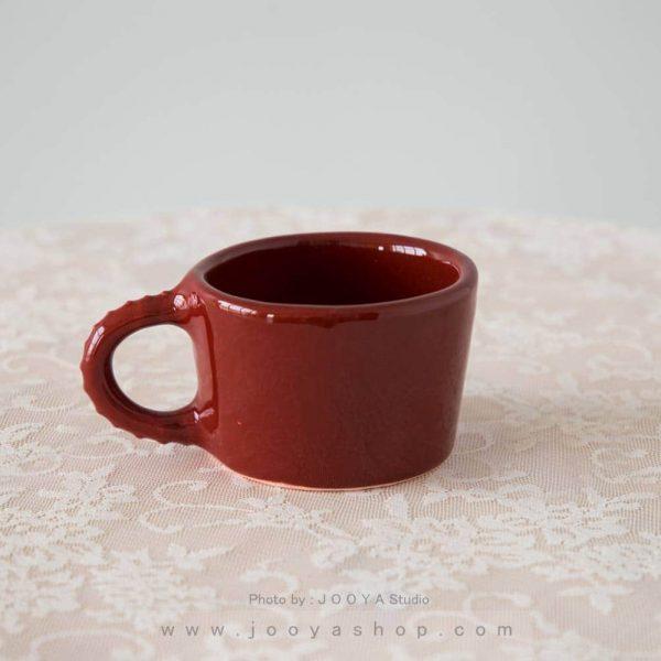 فنجان زرشکی