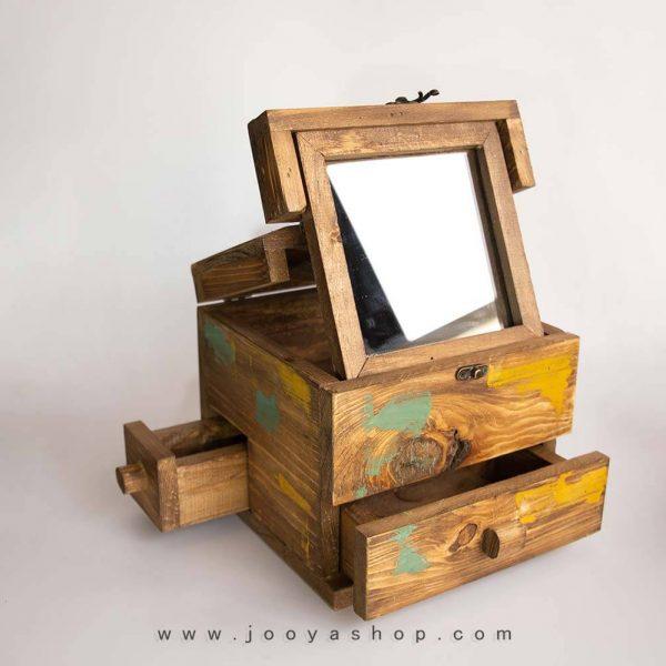 جعبه چوبی یکیبود یکینبود