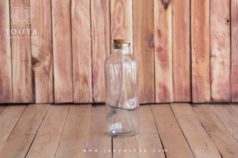بطری شیشهای نجات