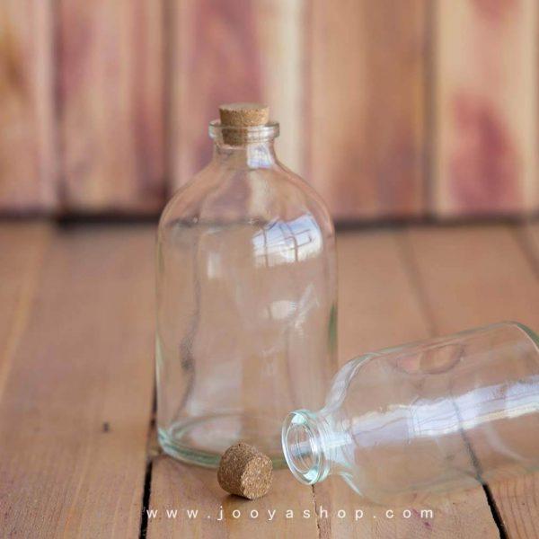 بطری شیشهای آوا