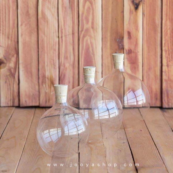 بطری شیشهای بالن