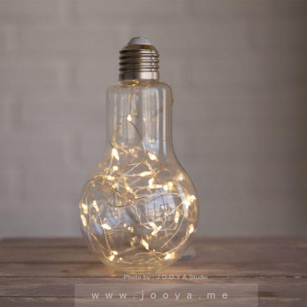 لامپ شیشهای