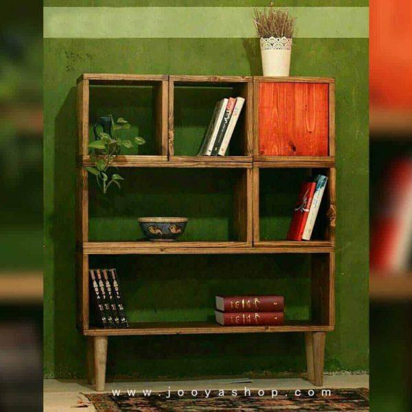 کتابخانه چوبی هزارداستان
