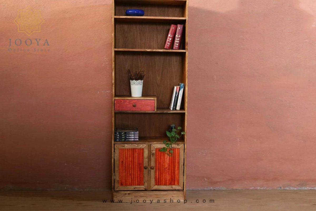 کتابخانه چوبی آرکا