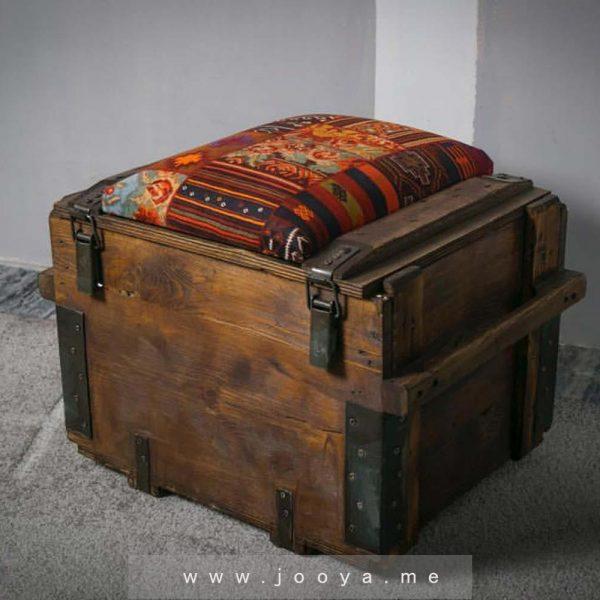 صندوقچه چوبی جعبه اسرار