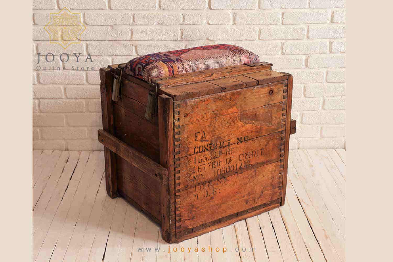 صندوقچه چوبی سلیمان