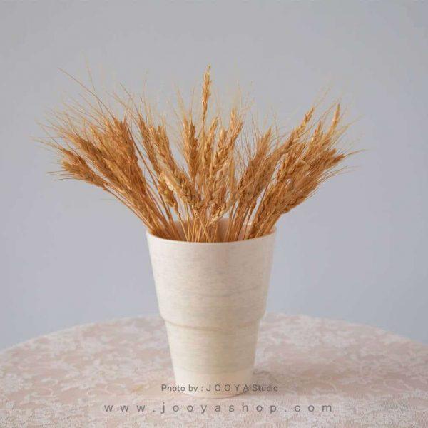 گلدان سفالی مرمر