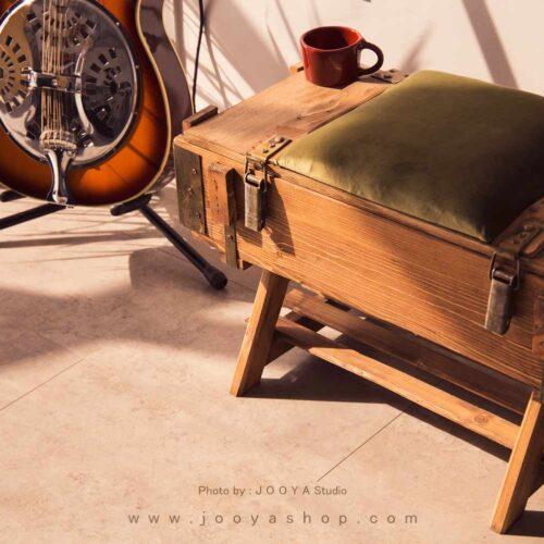صندوقچه چوبی خاطره