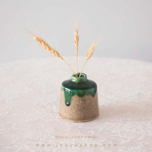 کلدان مینیاتوری سبز