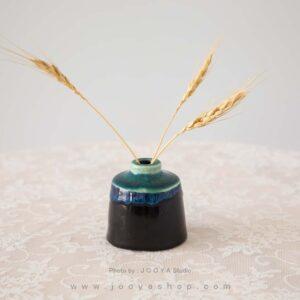 گلدان مینیاتوری سیاه
