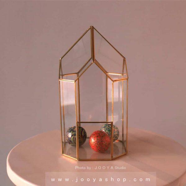 باکس شیشهای البرز