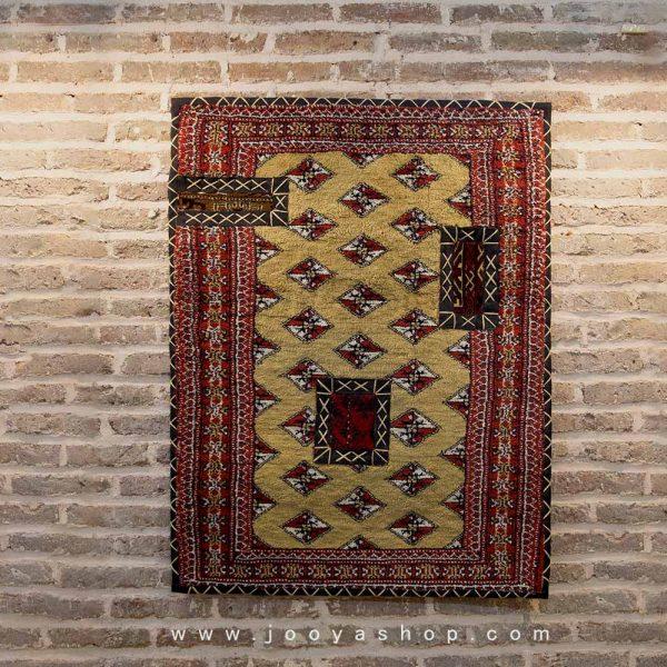 قالیچه تکهدوزی قرن۲۱
