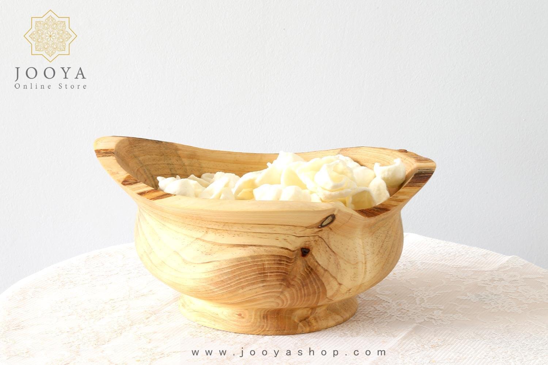 کاسه چوبی مدل هیما