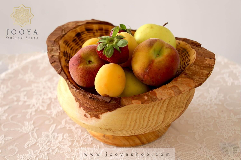 میوهخوری چوبی افرا