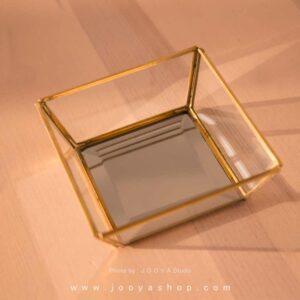 ذوزنقه کف آینه