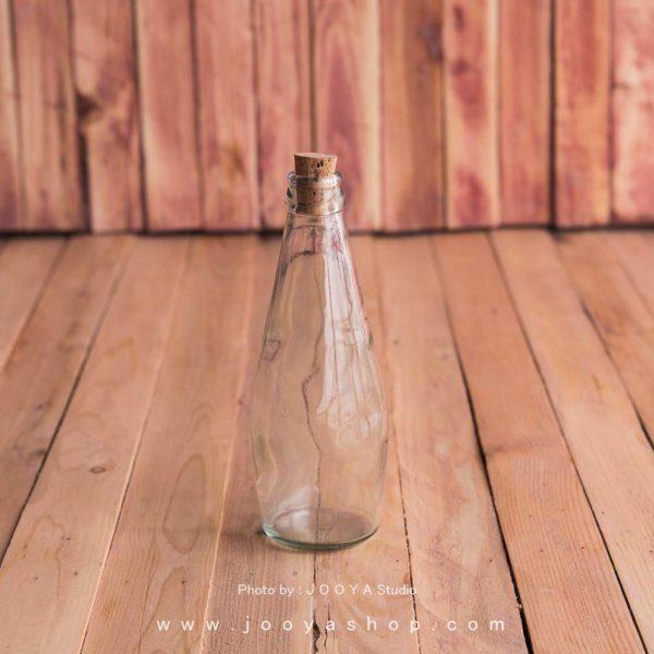 بطری شیشهای خمرهای