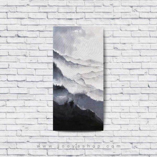 تابلو نقاشی افق