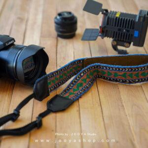 بند دوربین دستبافت تیدا