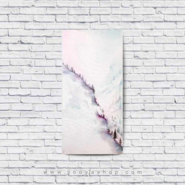 تابلو نقاشی کوه مقدس