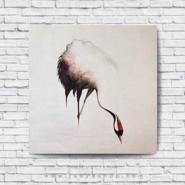 تابلو نقاشی بقا