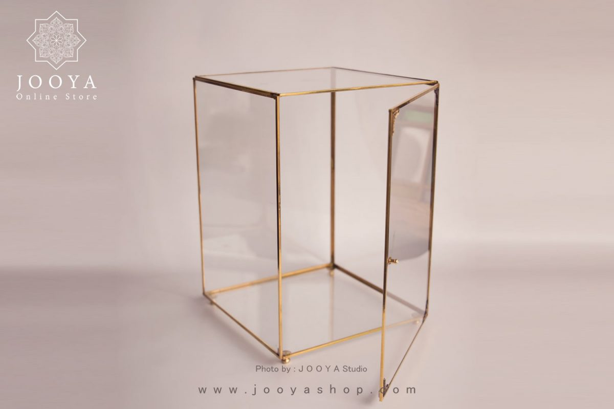جعبه شیشهای آلیسون