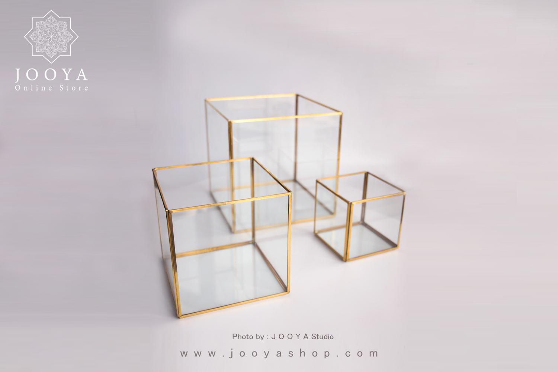 باکس شیشه ای هامون