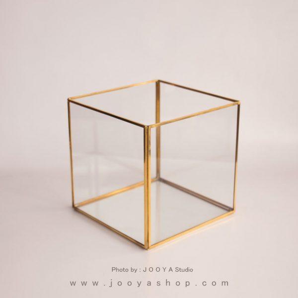 جعبه شیشه ای هامون سایز بزرگ