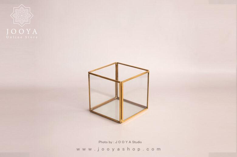 جعبه شیشه ای هامون سایز کوچک