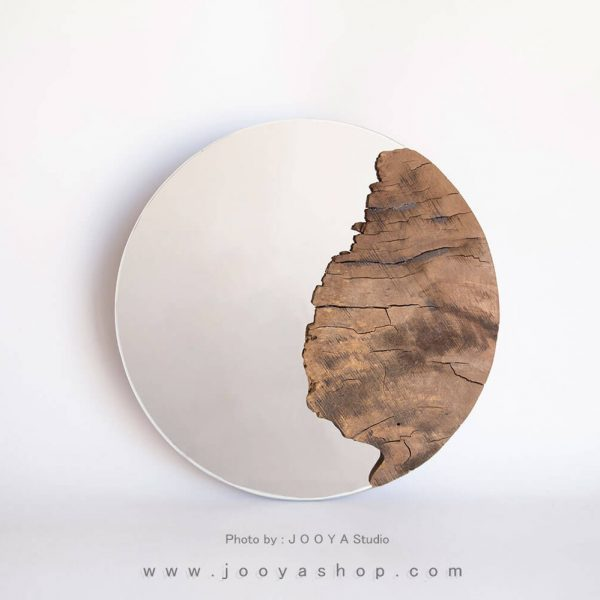 آینه طرح درختپیر