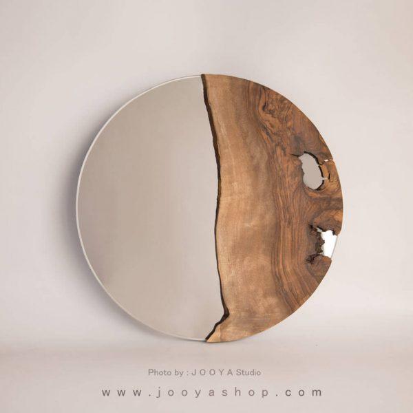 آینه طرح ماهی