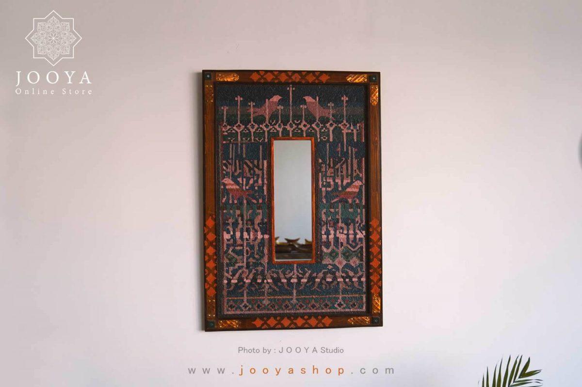 آینه مدل قفس