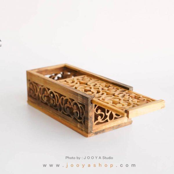 جعبه چوبی هدیه