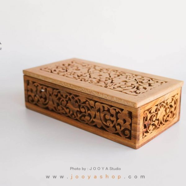 جعبه چوبی پوپک