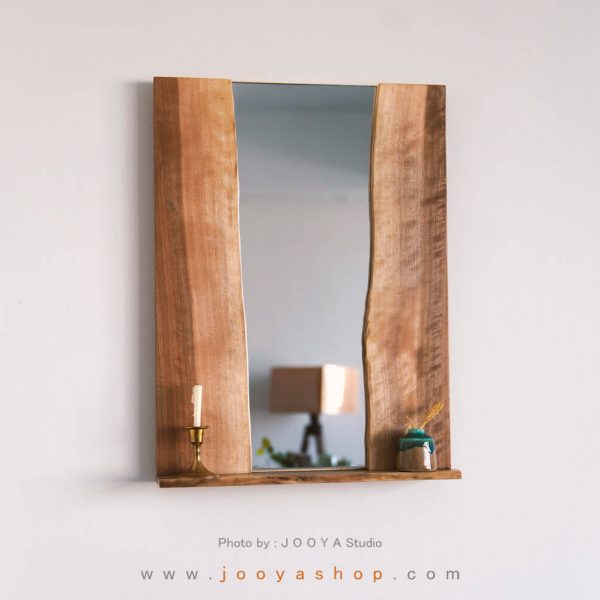 آینه طرح روستیک