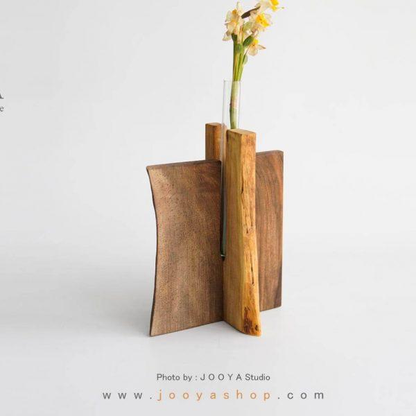 گلدان روستیک رها