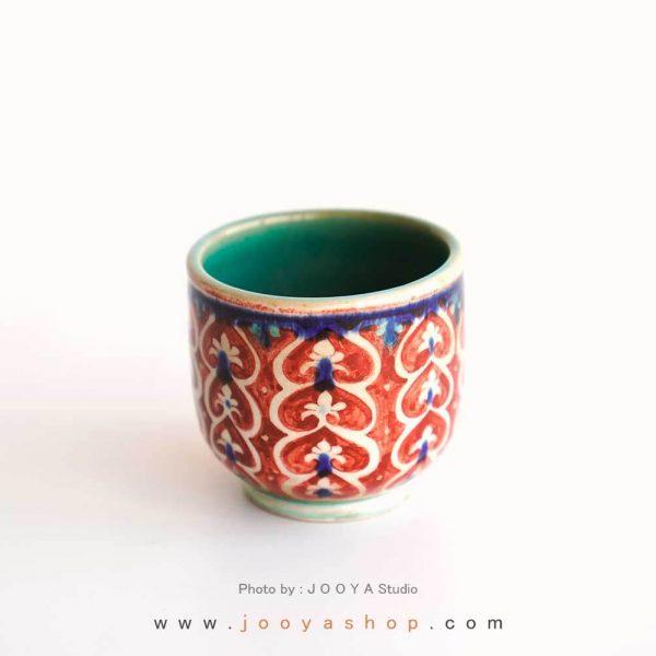 فنجان نقاشی طرح دِلربا
