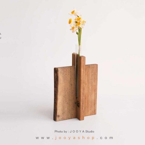 گلدان روستیک مینیمال
