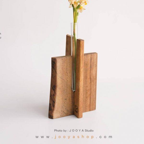 گلدان روستیک آرام