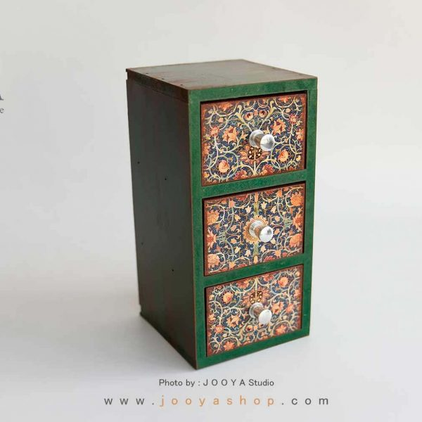 شلف رومیزی چوبی سایز کوچک