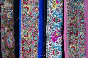 پارچه بافی و منسوجات هندی