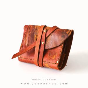 کیف پول چرم گنجینه سایز کوچک
