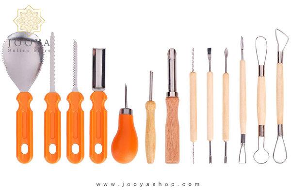 چه ابزارهایی برای سفالگری مورد نیاز است؟