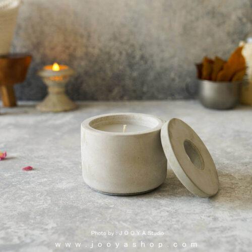 شمع درب دار طوسی ویناس